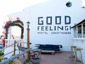 Algarve, Portugal, Goof Feeling, Hostel