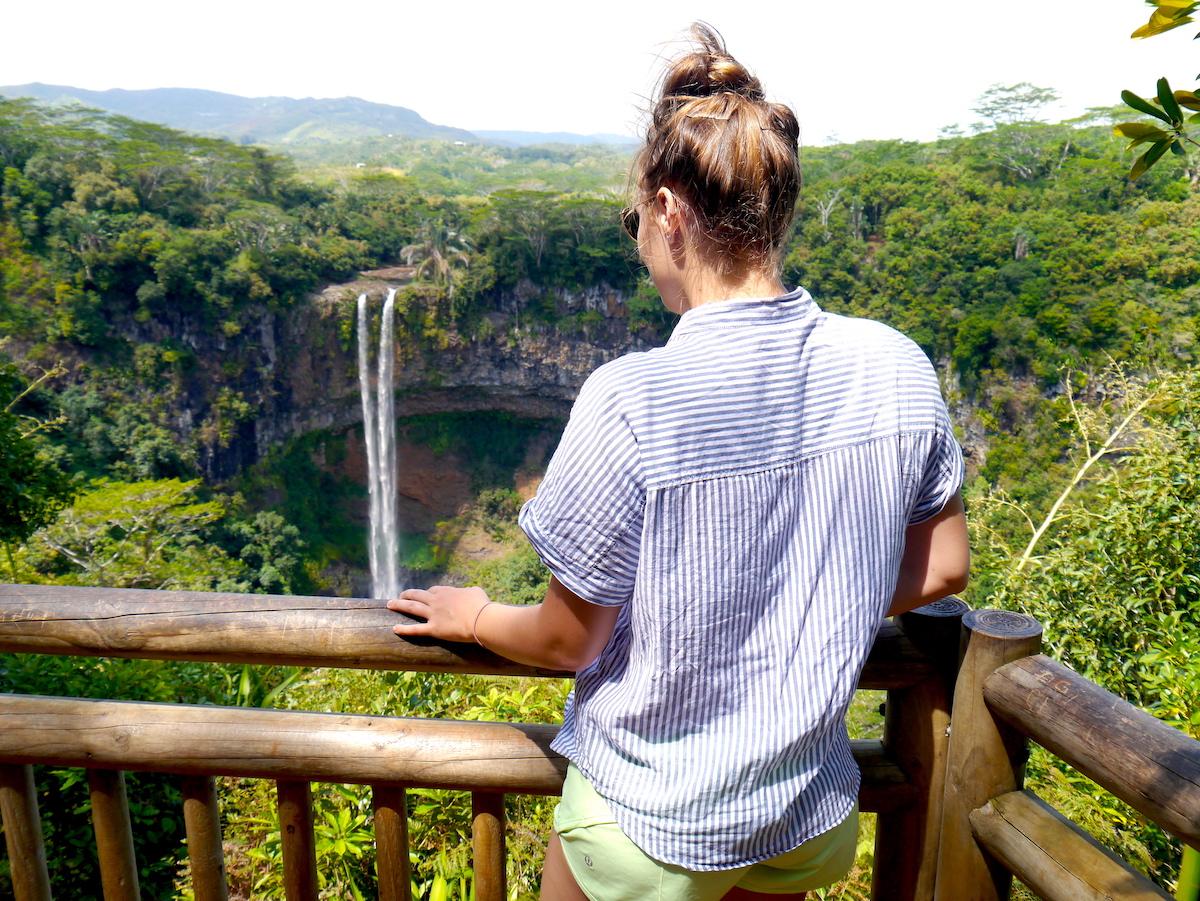 Chameral Waterfalls