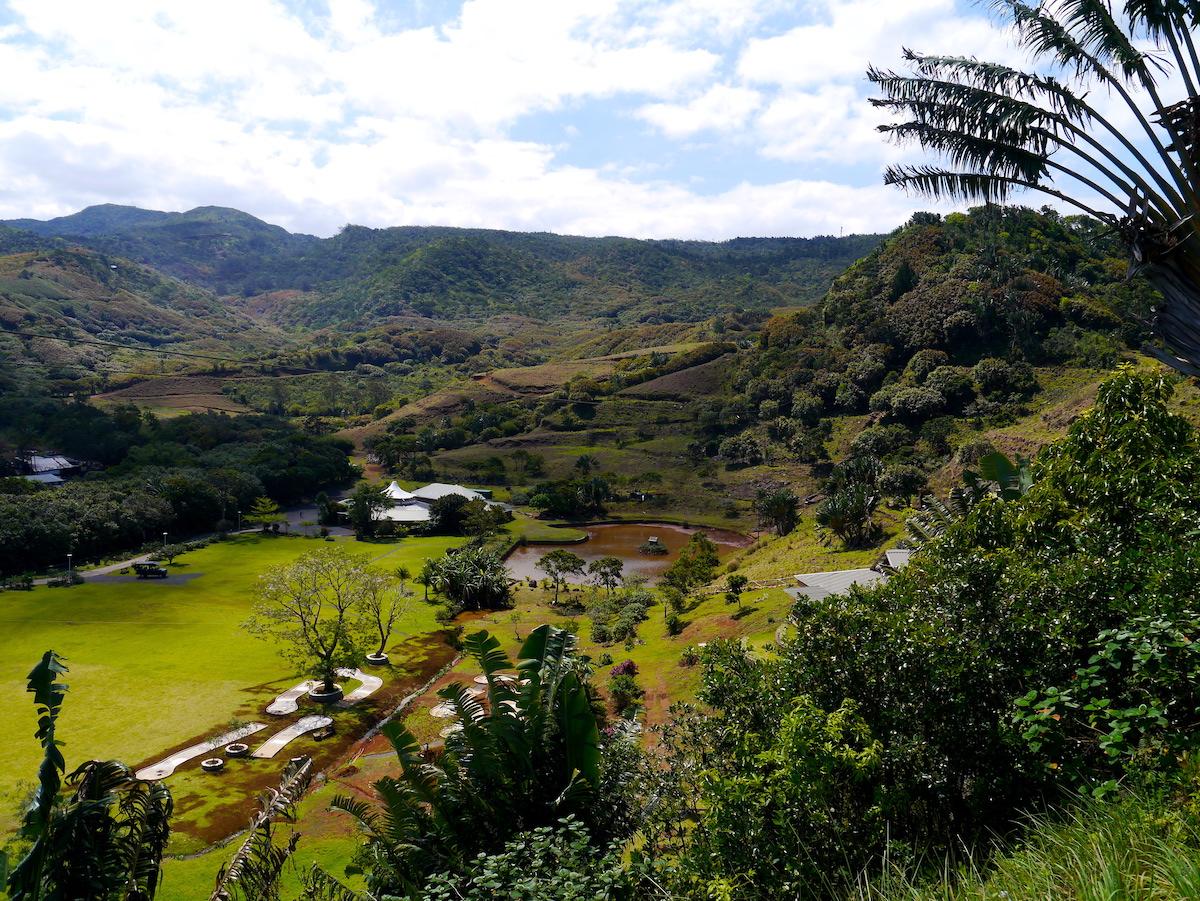 La Vallee Des Couleurs Nature Park, Ziplining