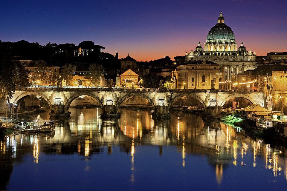 Rome, Italy, Itinerary
