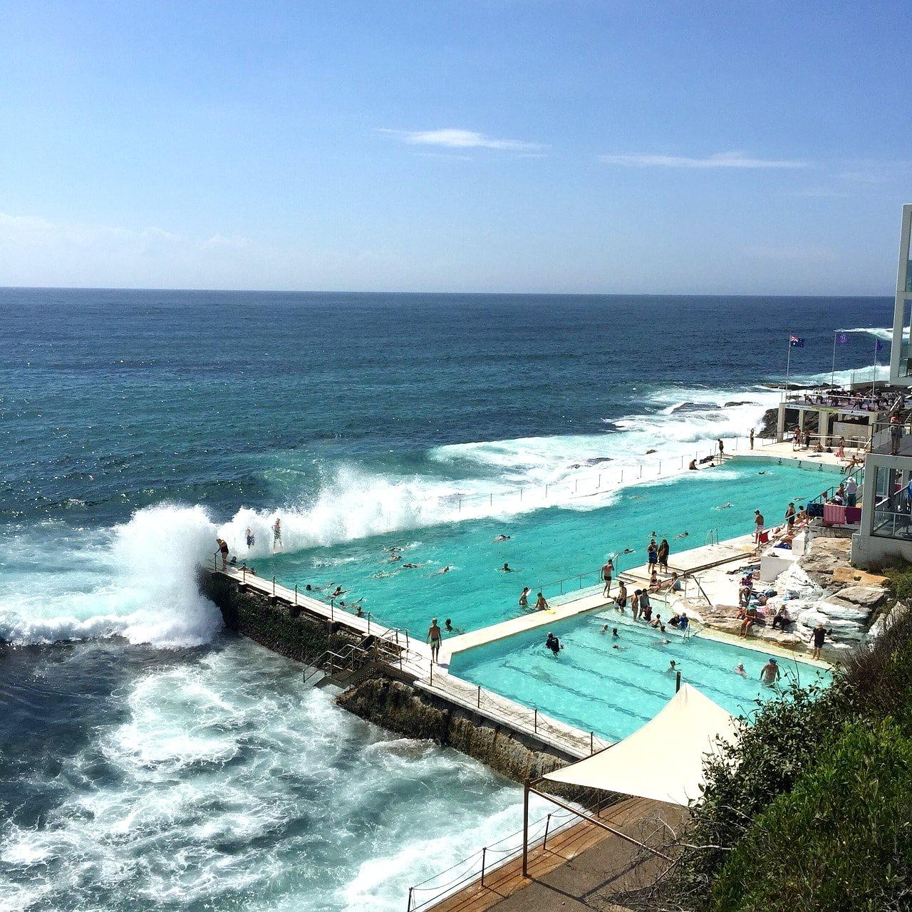 Sydney, Australia, Bondi Icebergs Club