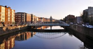 Dublin, City Guide, Bridge, Liffey
