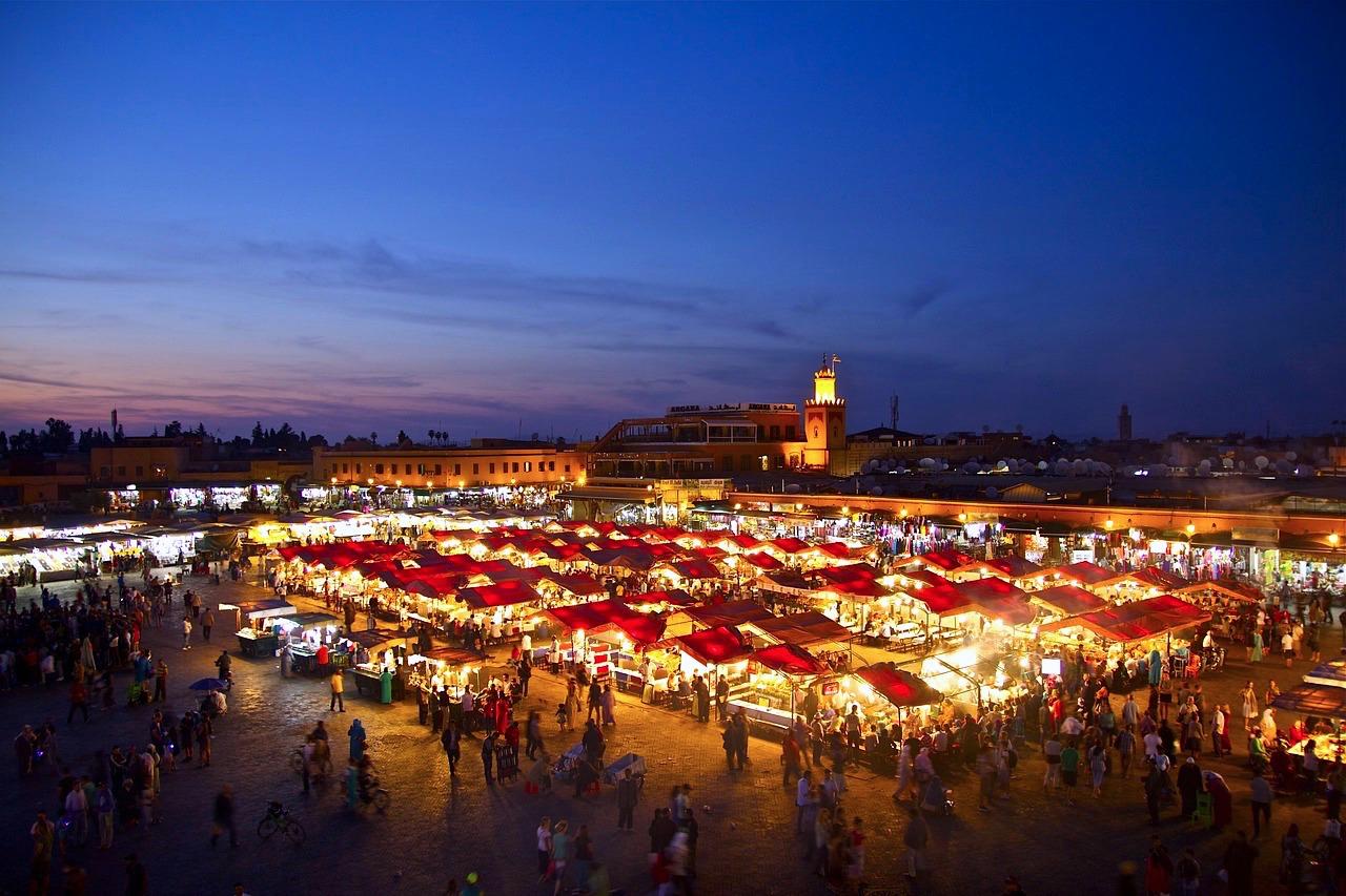 Solo Guide, Marrakech, Morocco, Djemaa El Fna