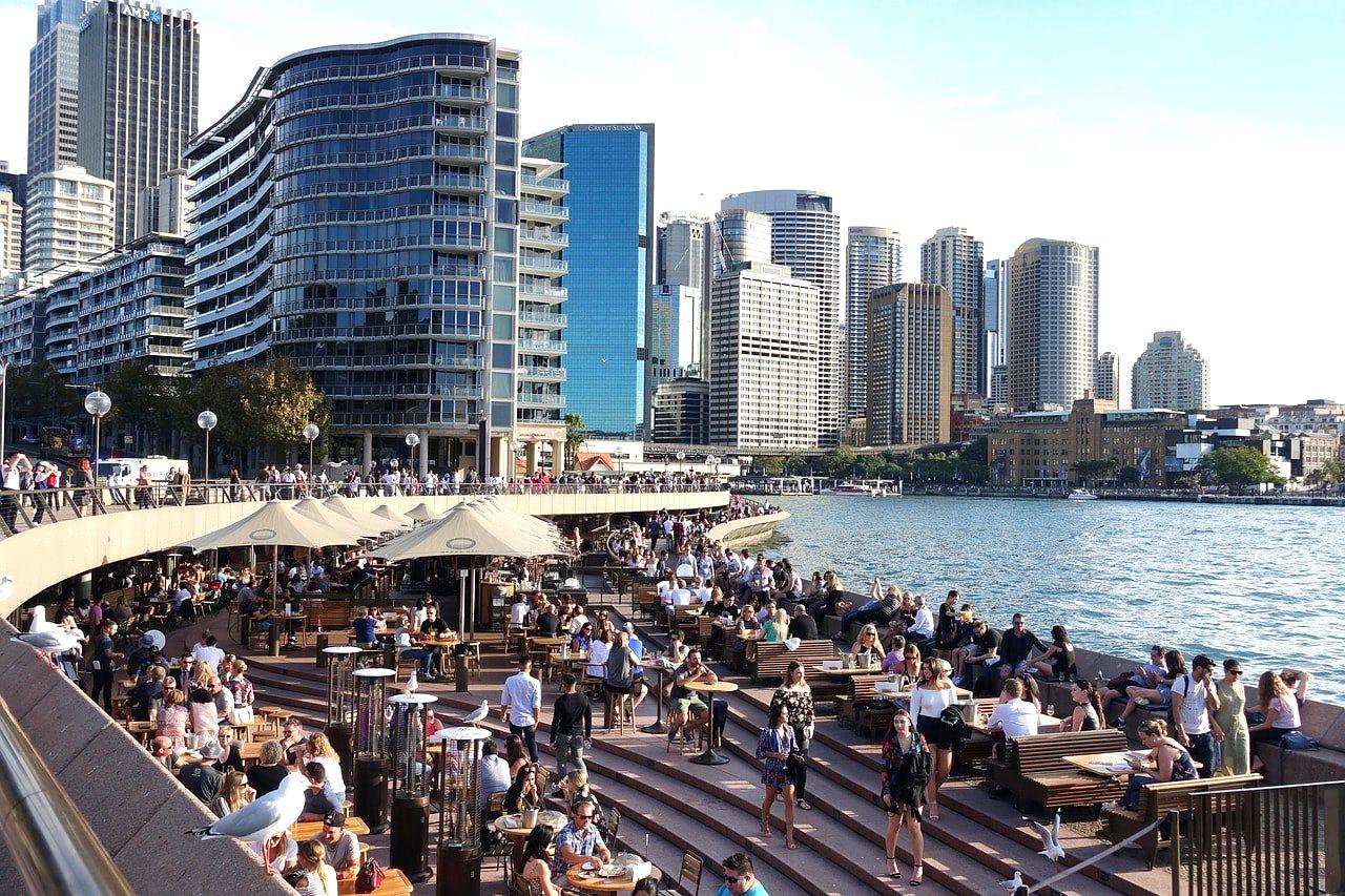 Sydney, Australia, Opera House, Restaurants