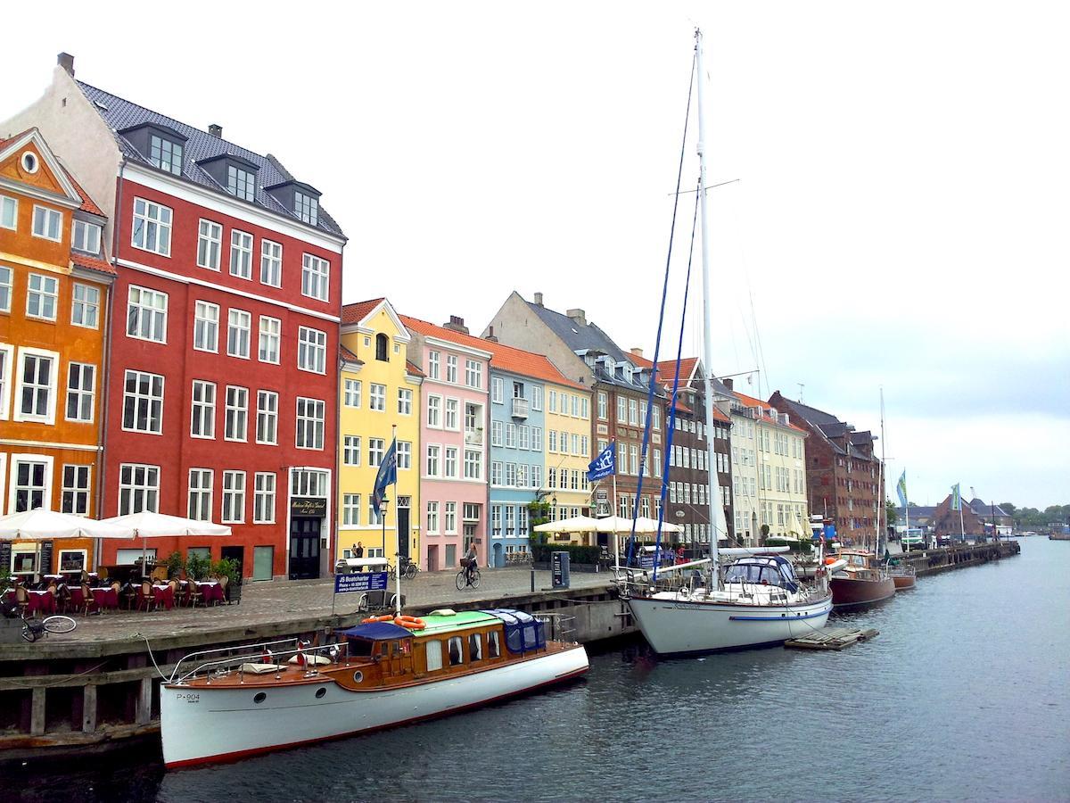 Denmark, Scandinavia, Itinerary