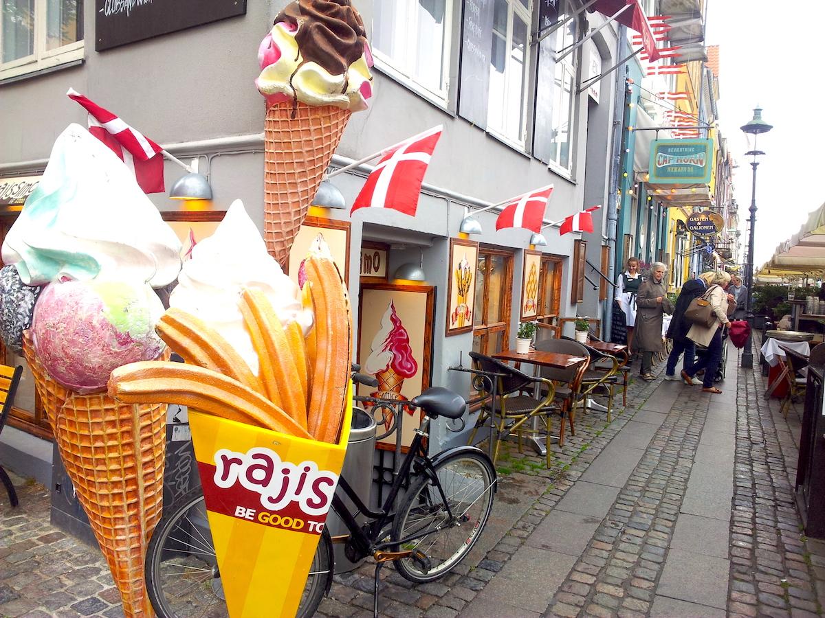 Copenhagen, Food