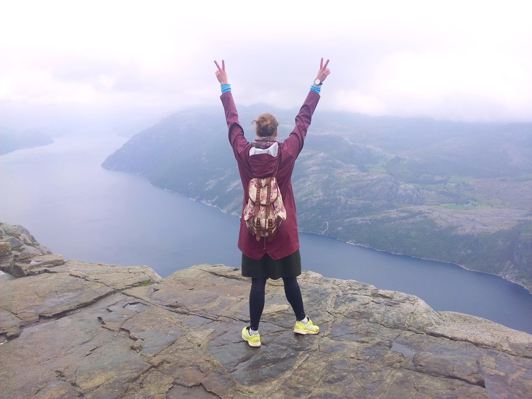 Norway, Scandinavia, Itinerary, Preikestolen