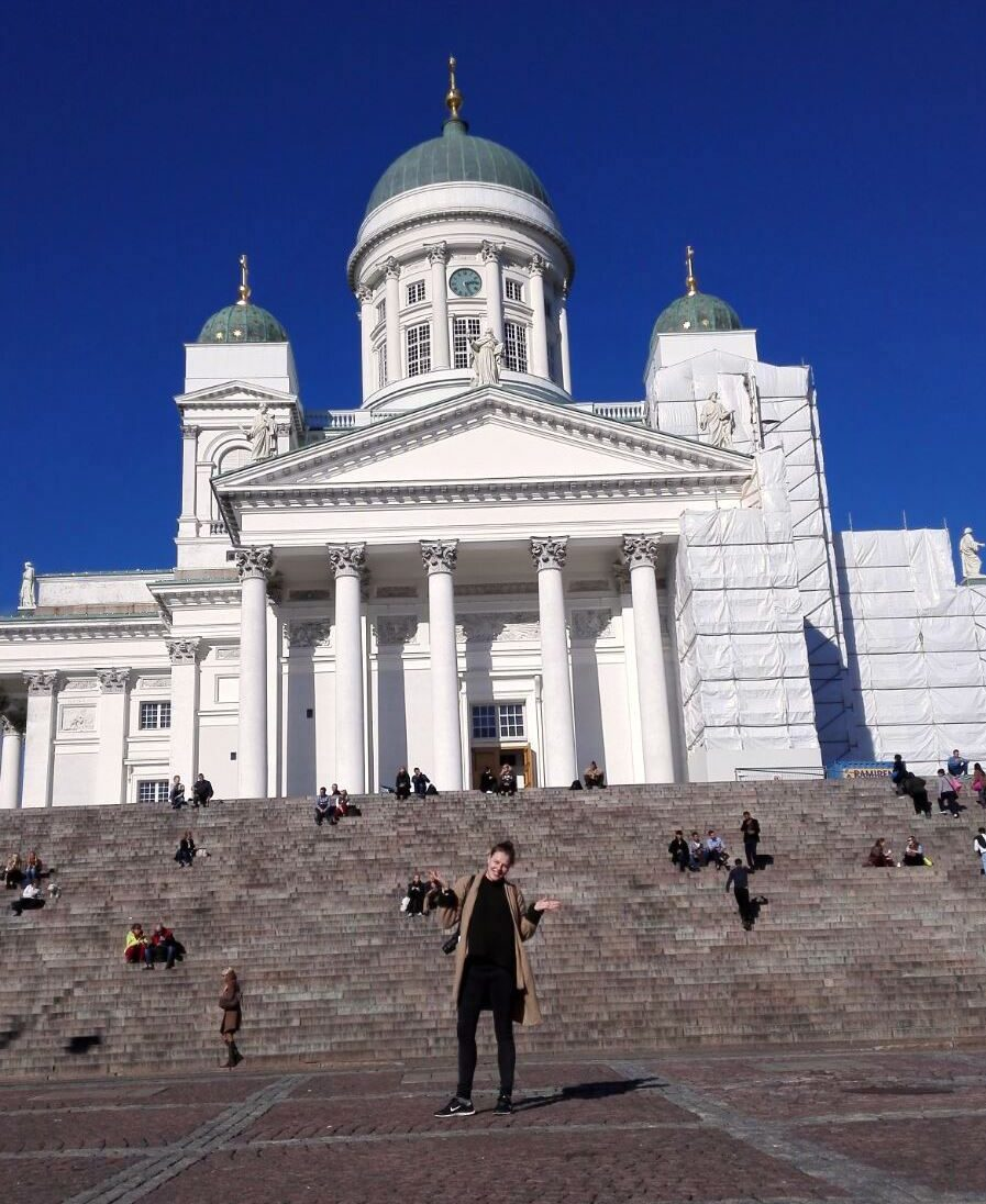 Senate Square, Church