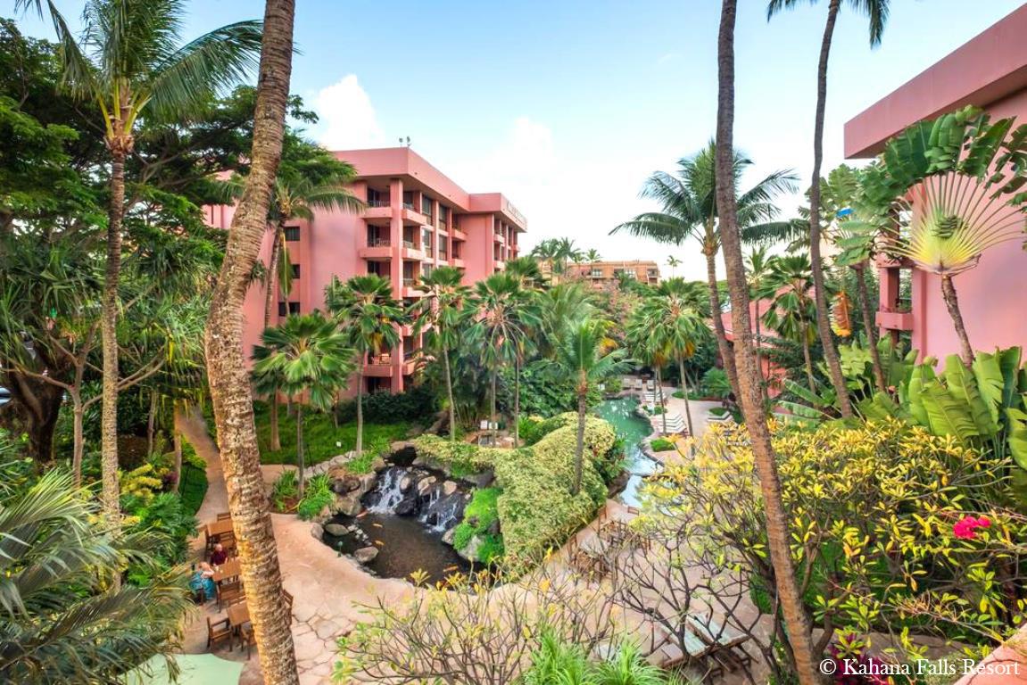 Kahana Falls Resort, Maui 5 day itinerary