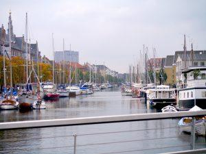 Copenhagen, Harbor