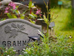 Skogskyrkogarden, Graves, Nature