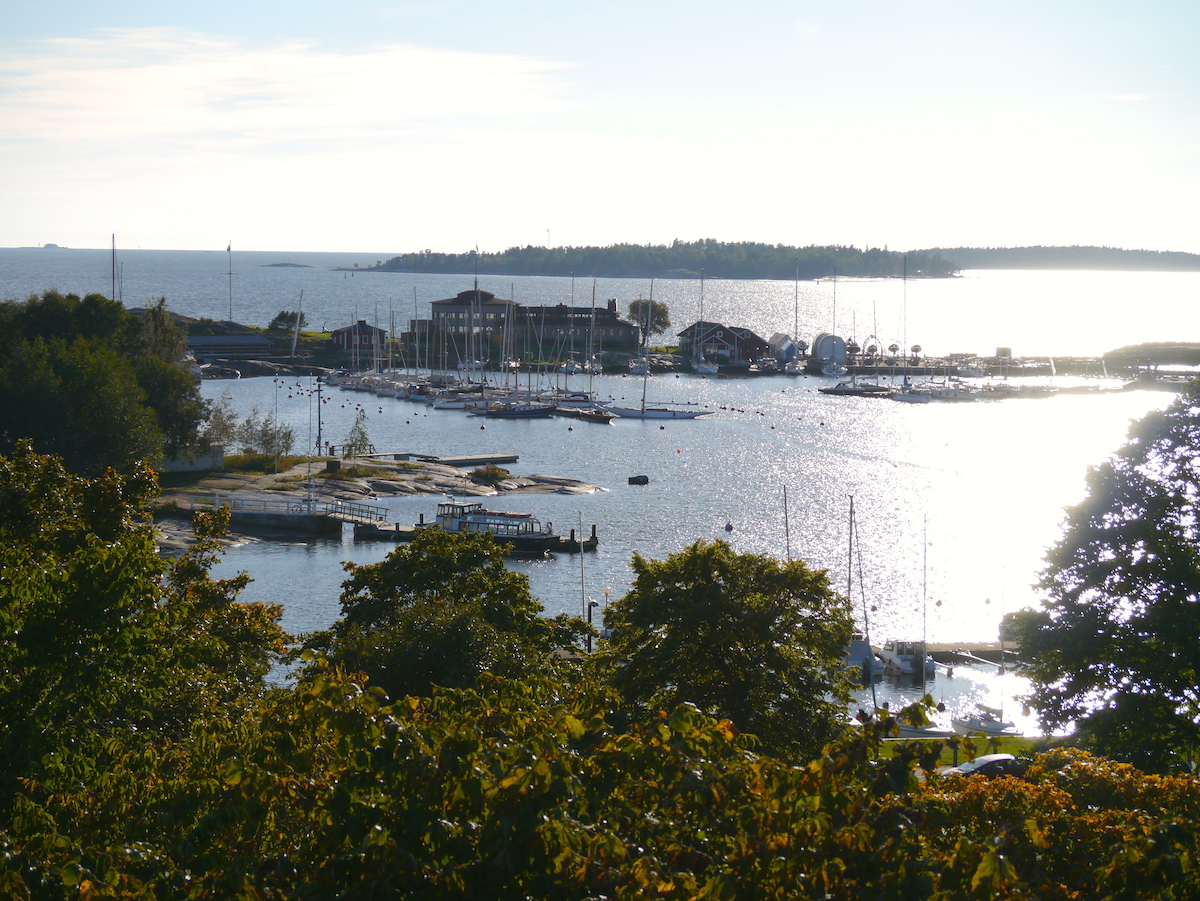 Finland, Scandinavia, Itinerary, Sea