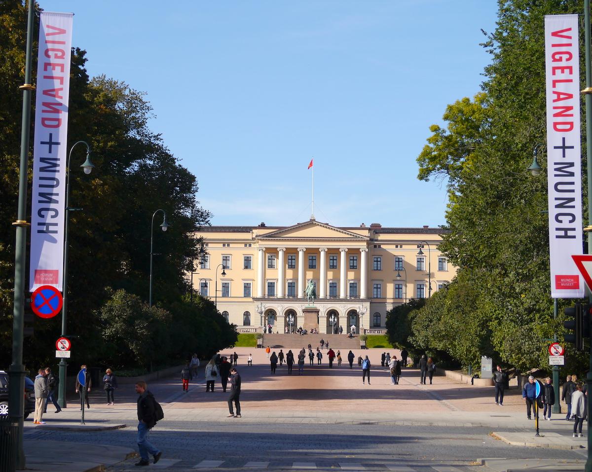 Royal Palace, Norway, Oslo