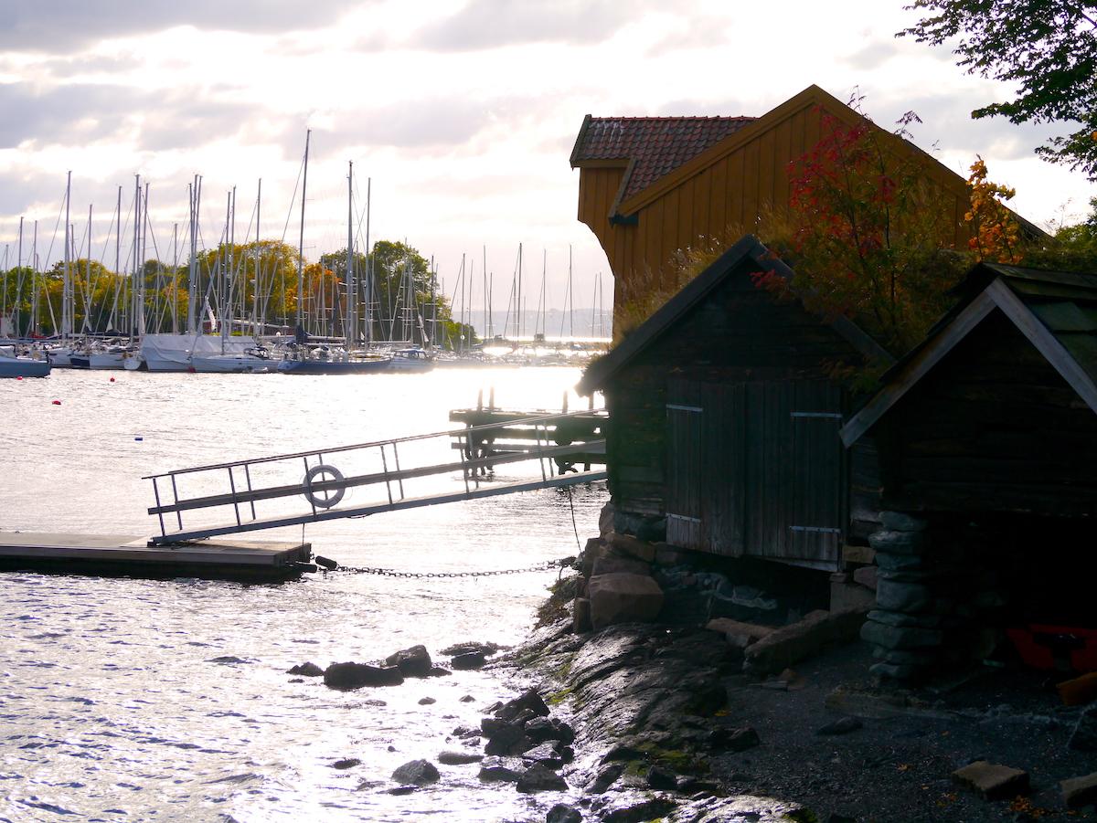 Oslo, Harbor, Norway