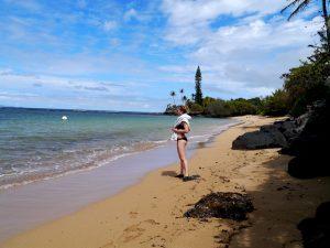 How to get to Maui, Beach