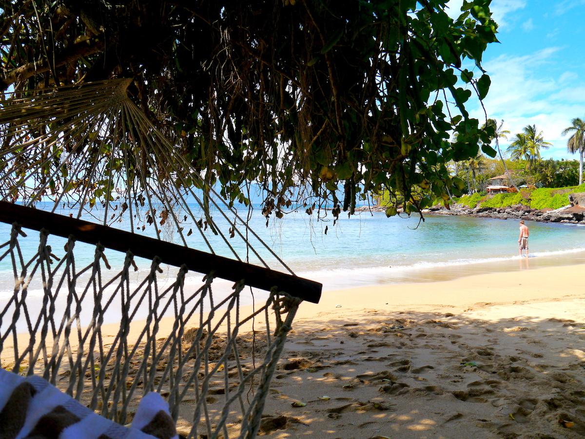 Ka'opala Beach, Maui 5 day itinerary