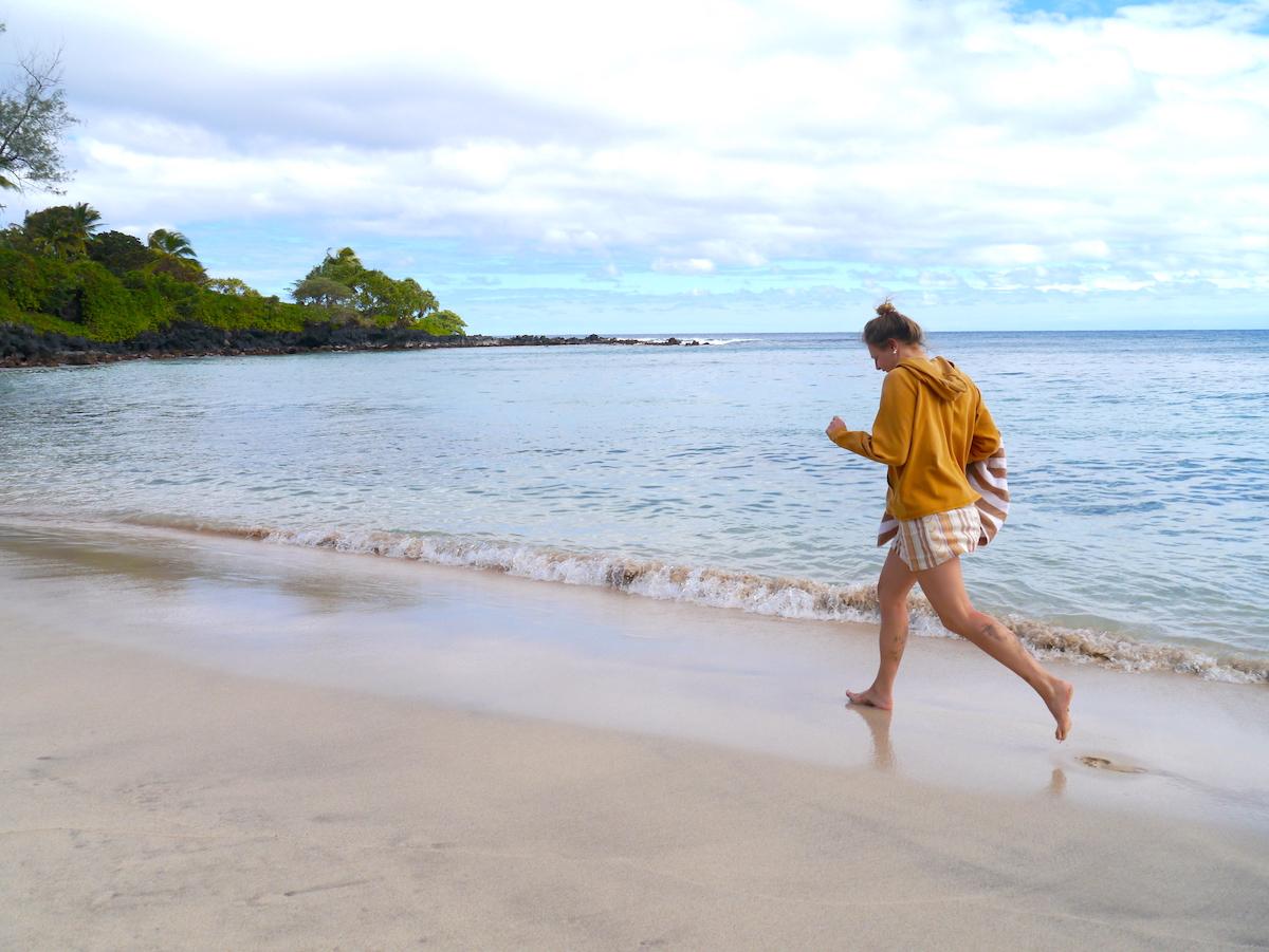 Beach Walk, Maui 5 day itinerary