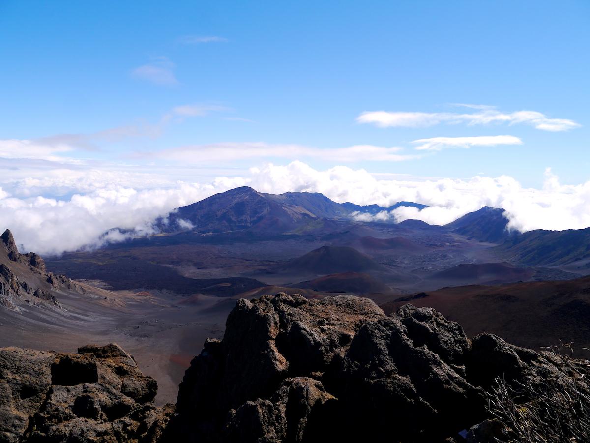 Haleakala, Maui 5 day itinerary