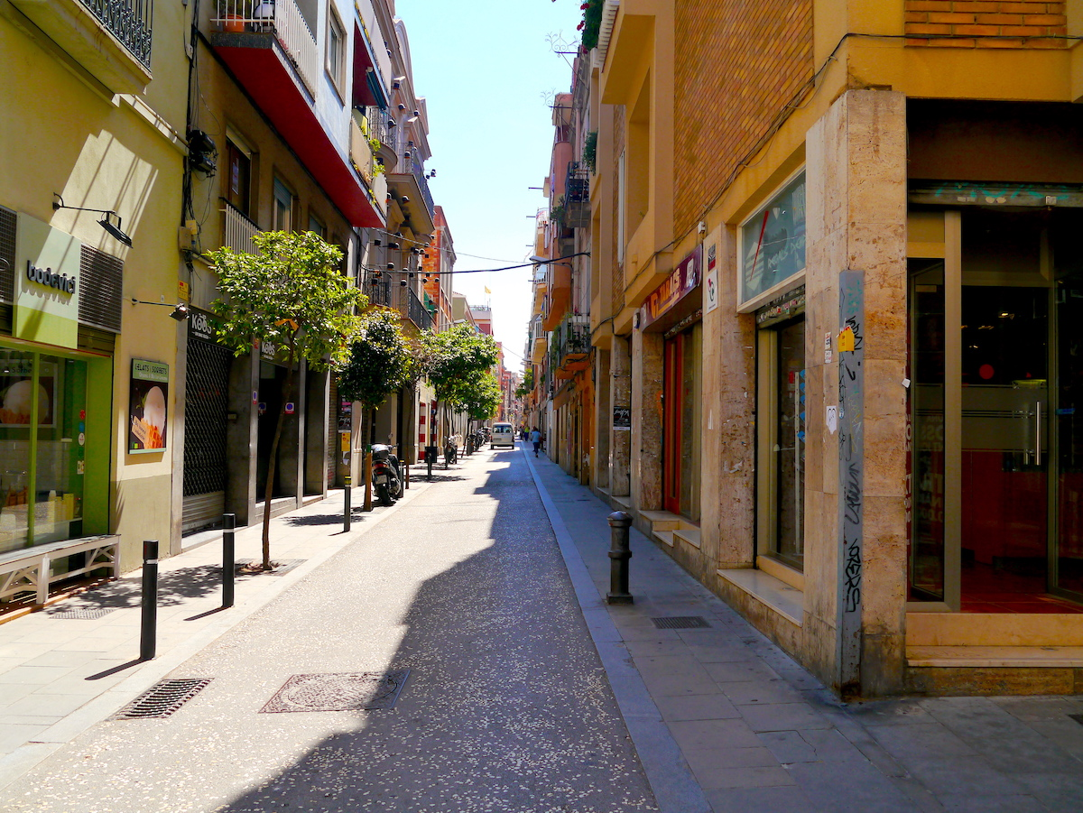 Gracia Streets