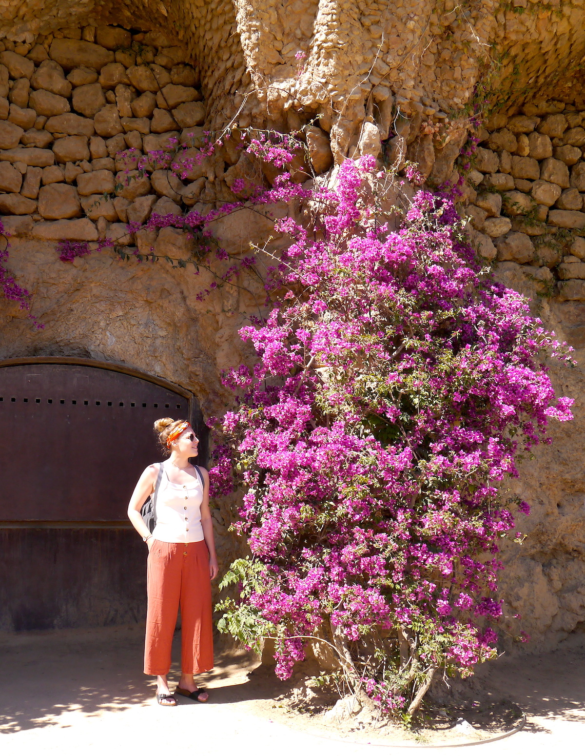 Flowers, 3 days in Barcelona