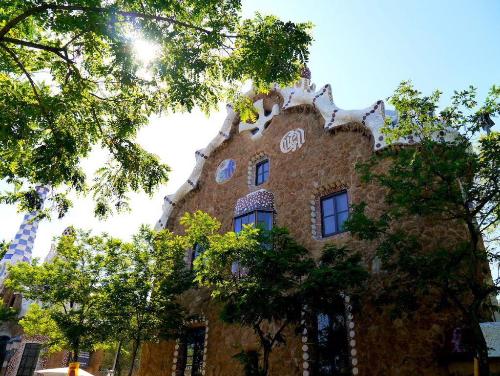 Park Güell, 3 days in Barcelona