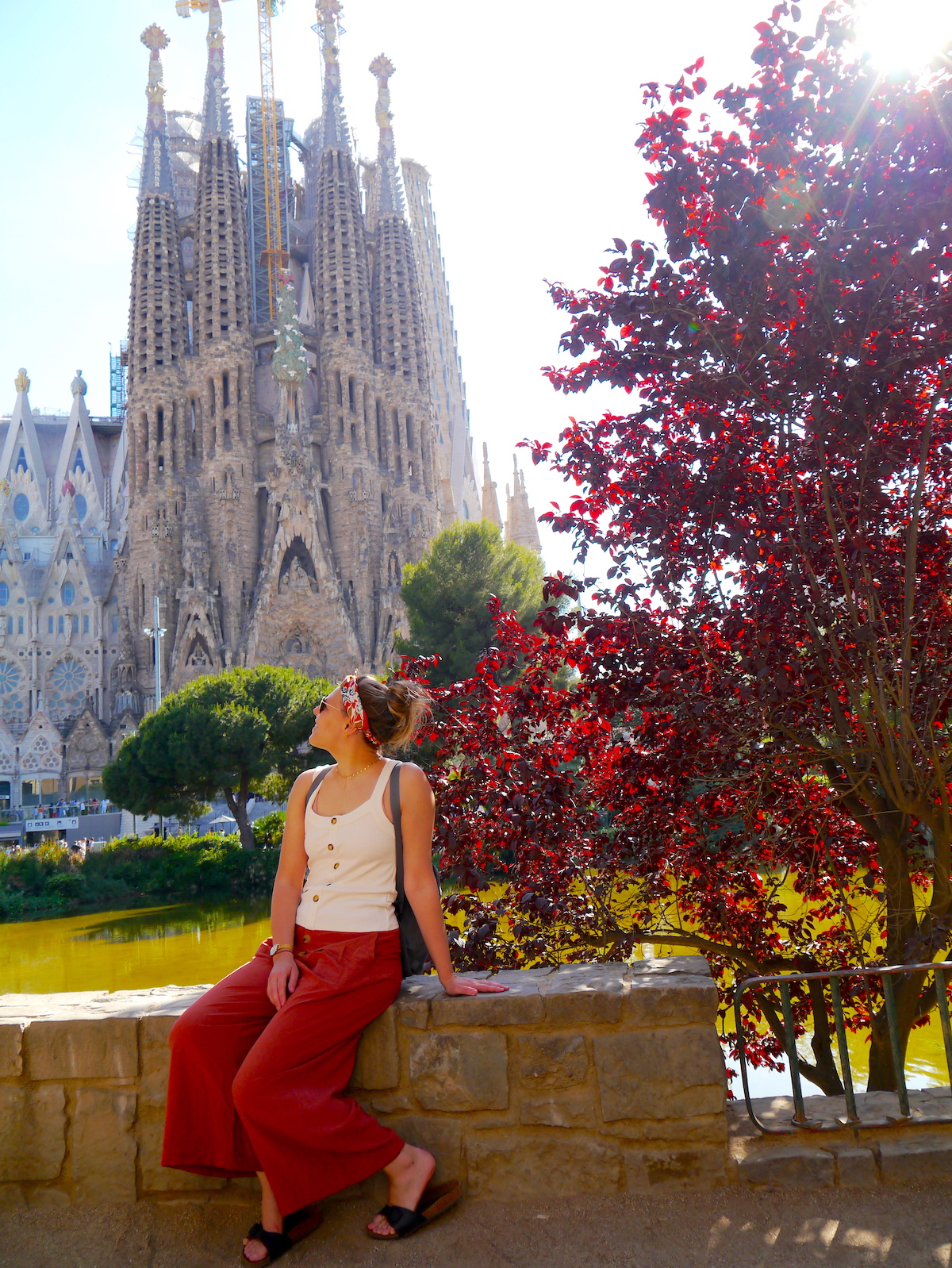 Sagrada Familia, 3 days in Barcelona