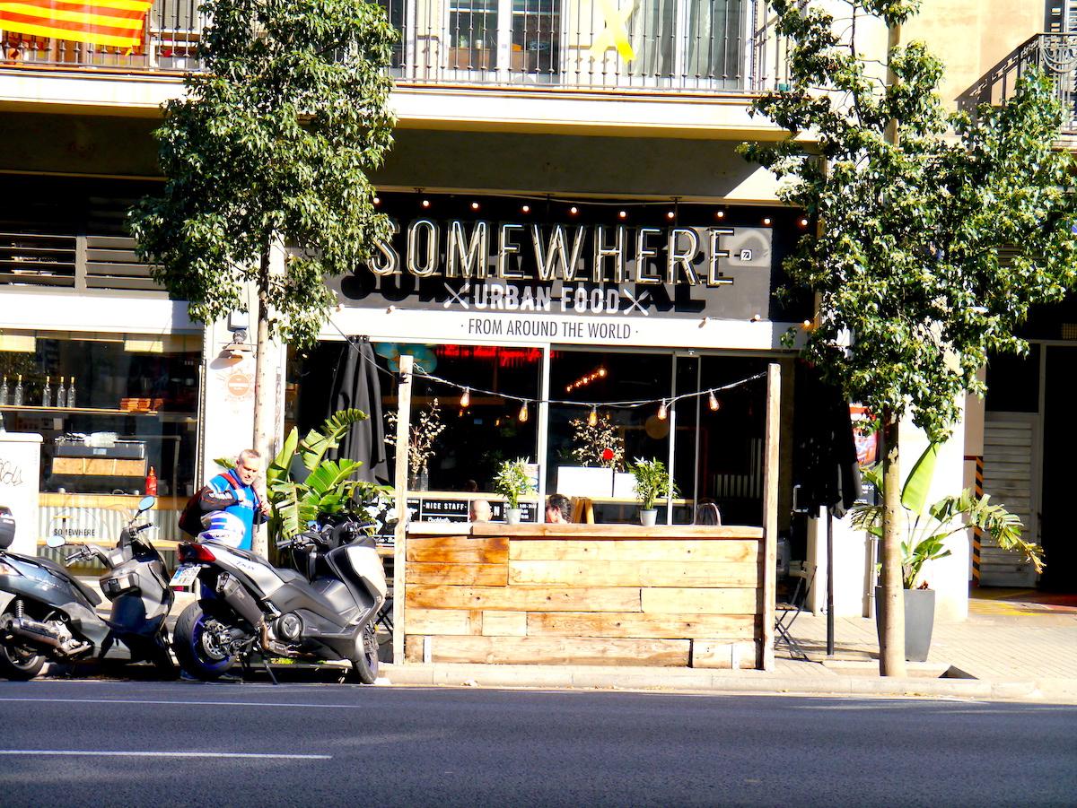Somewhere Urban Food, 3 days in Barcelona