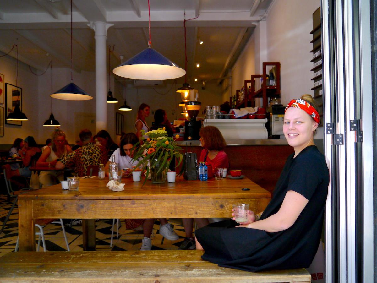 Caravelle, Café, 3 days in Barcelona