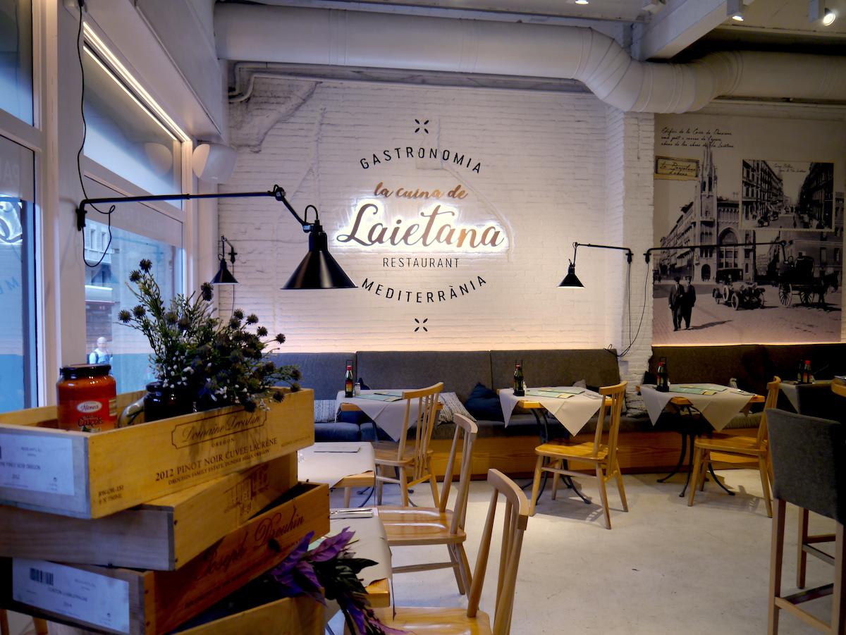 La Cuina de Laietana, 3 days in Barcelona