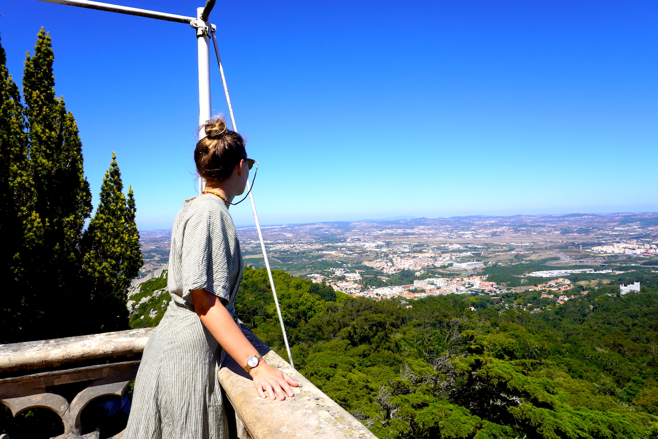 View from Sintra