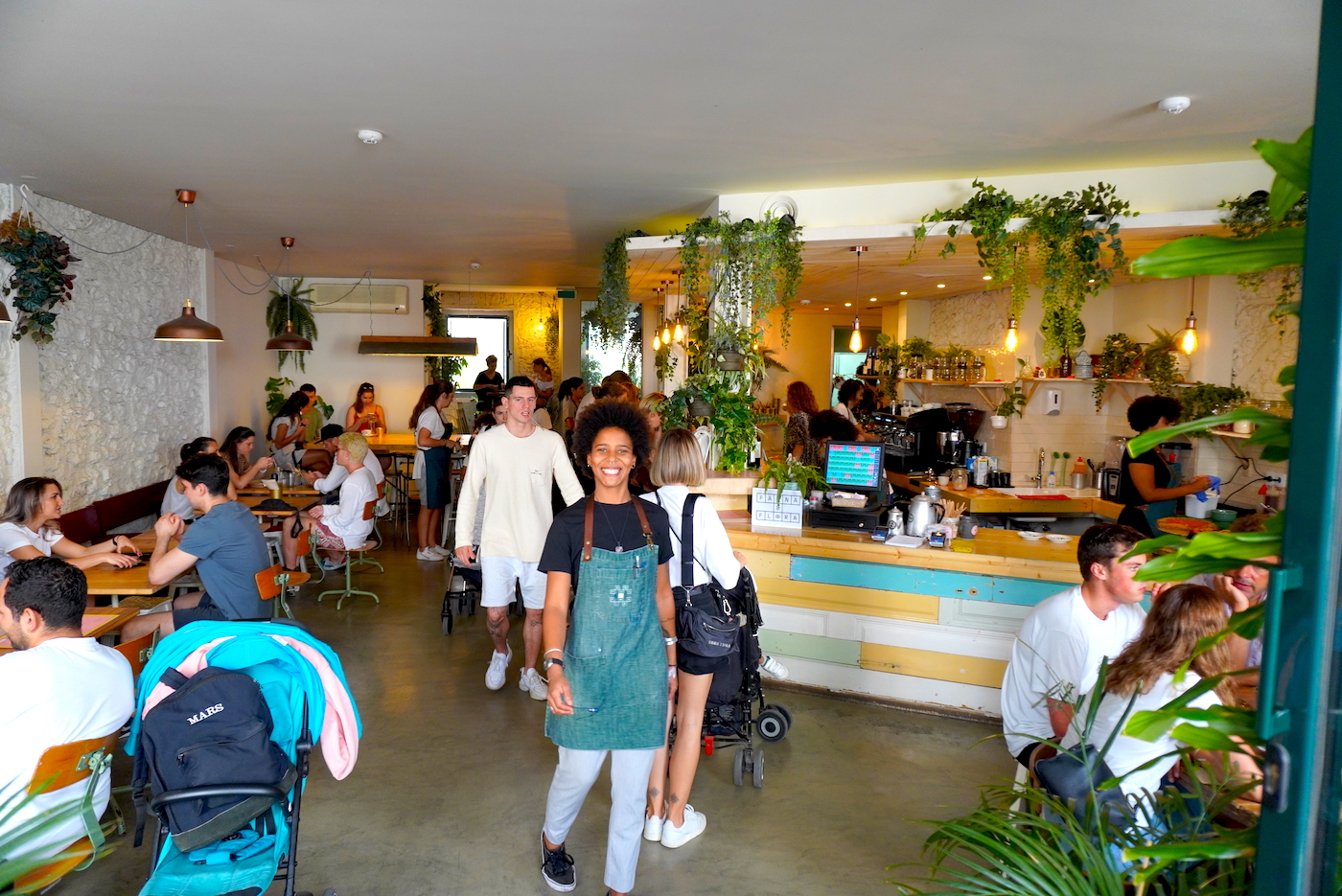 Fauna & Flora, Café in Lisbon