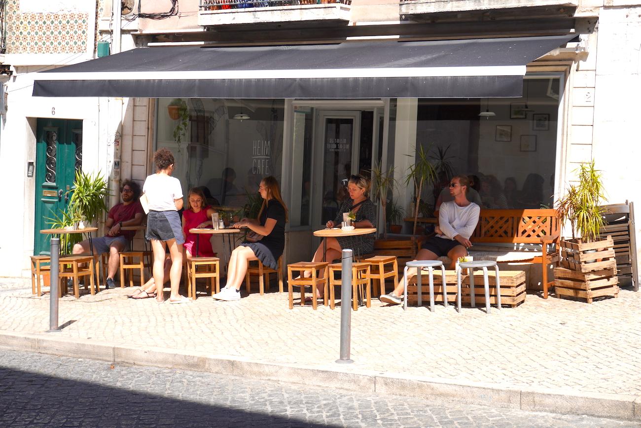 Heim Café, Lisbon