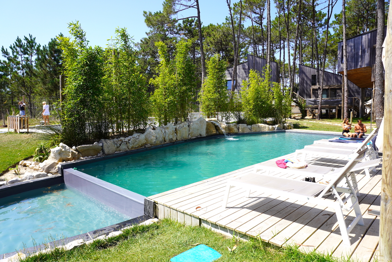 Bukubaki Eco Surf Resort, Pool
