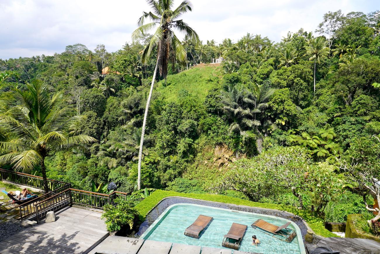 Bali itinerary, Ubud