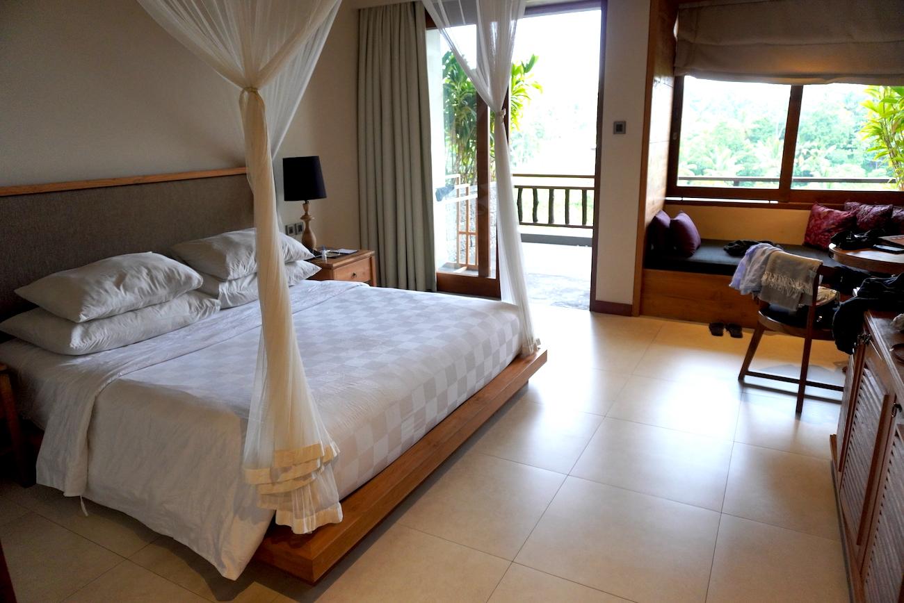 Bali, Accommodation