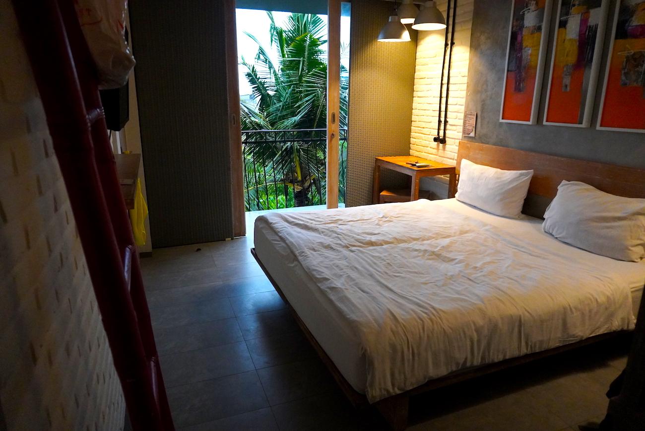Canggu, accommodation