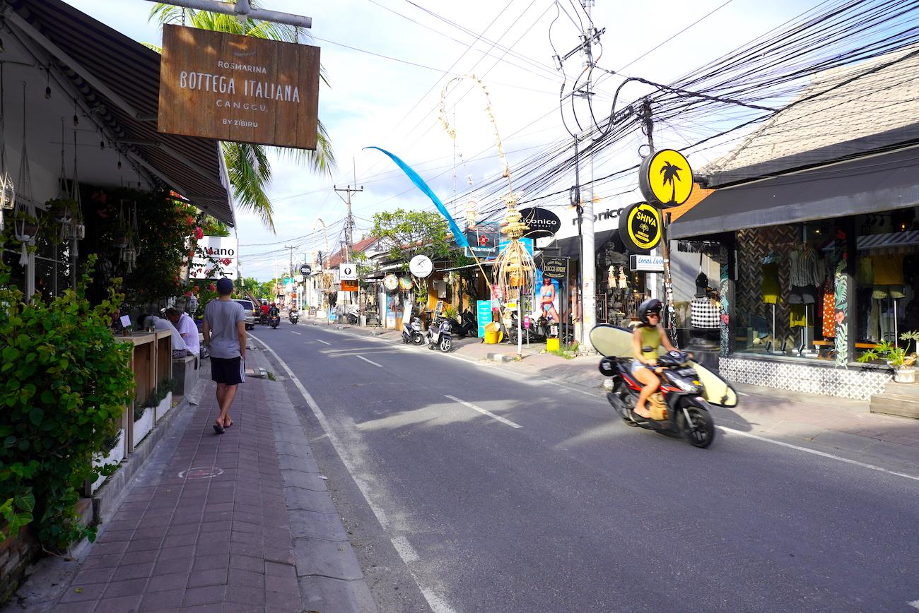Bali, Transportation