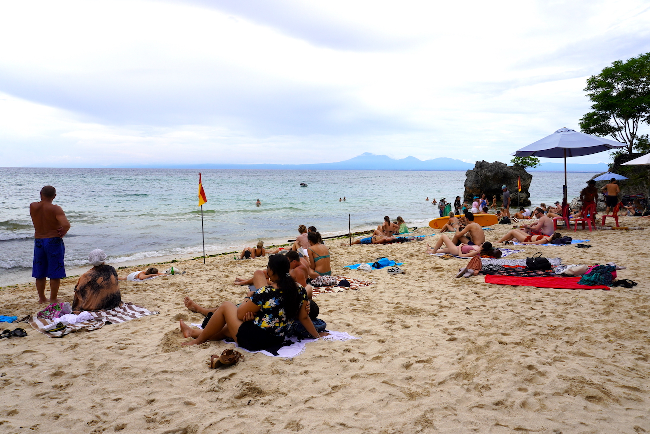 Bali, Dry season