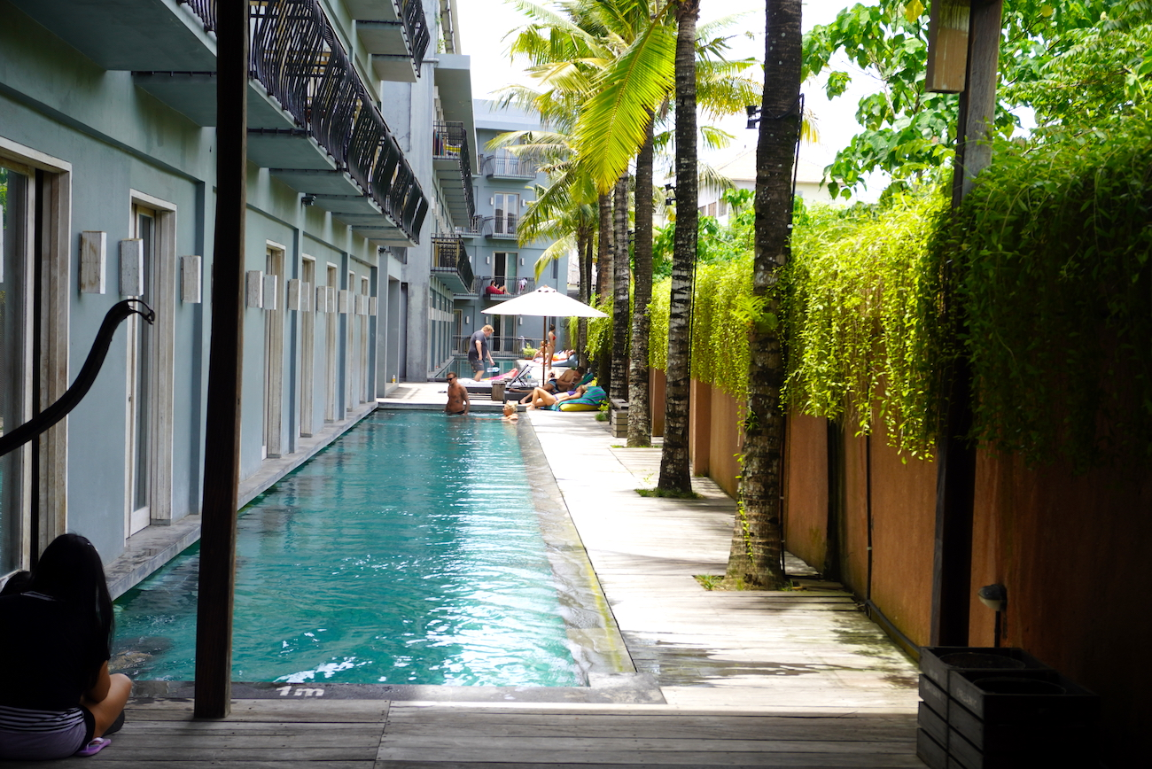 Canggu, FRii Bali Eco Beach Hotel