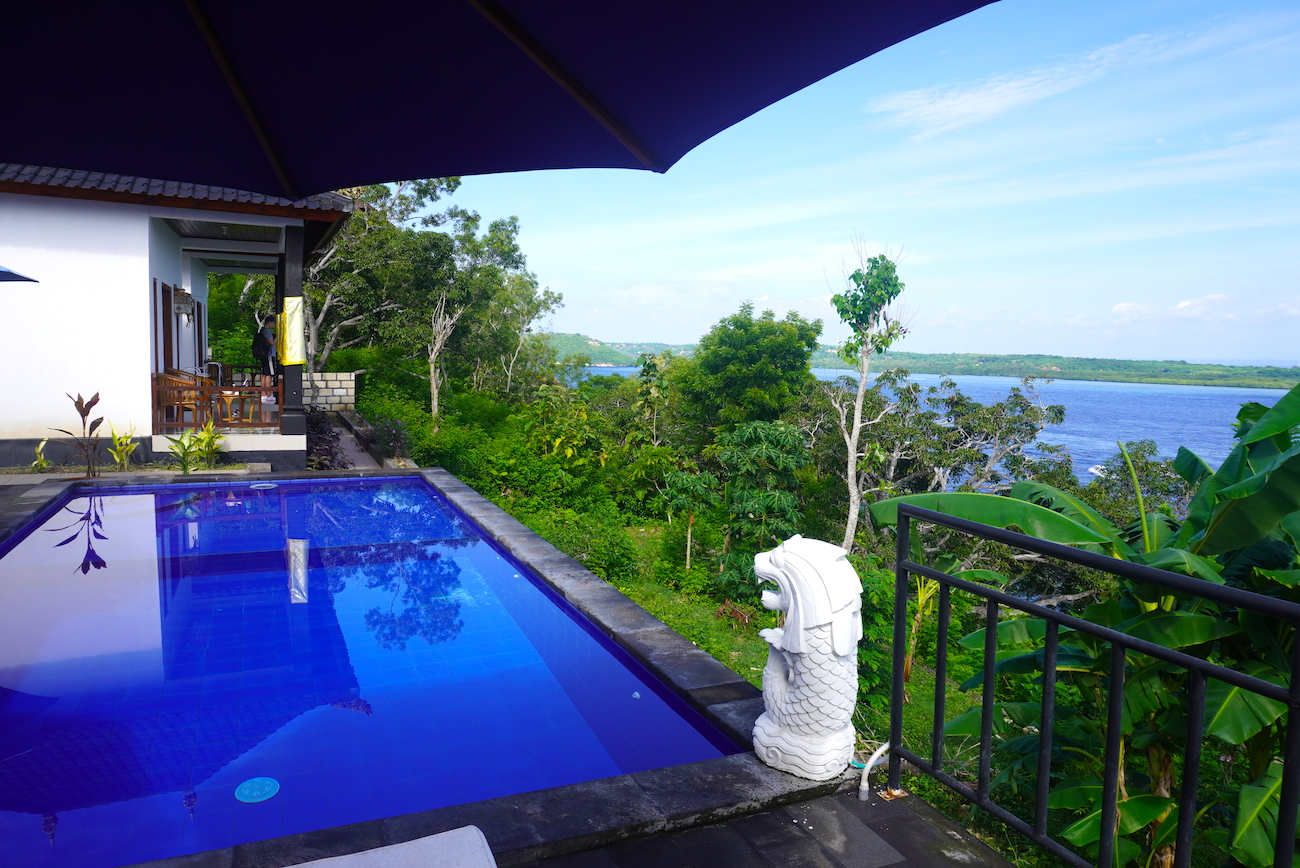 Nusa Penida, Accommodation